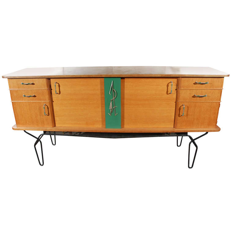 French 1950s Sideboard