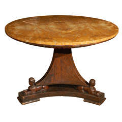 Italian Neoclassical Round Table