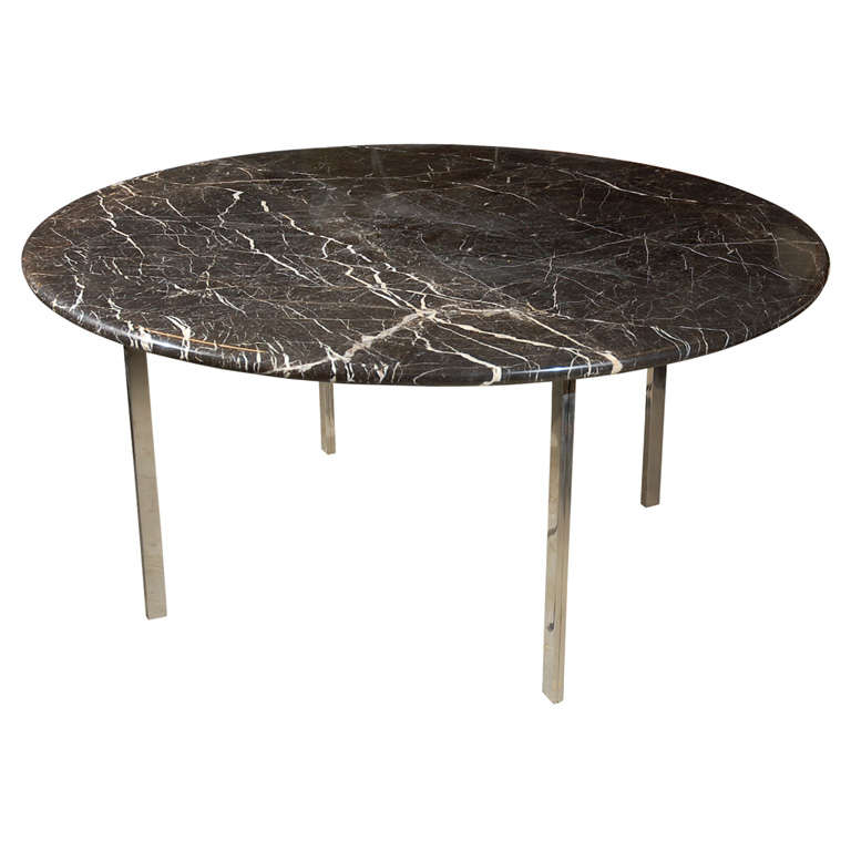 Nicos Zographos Dining Table at 1stdibs