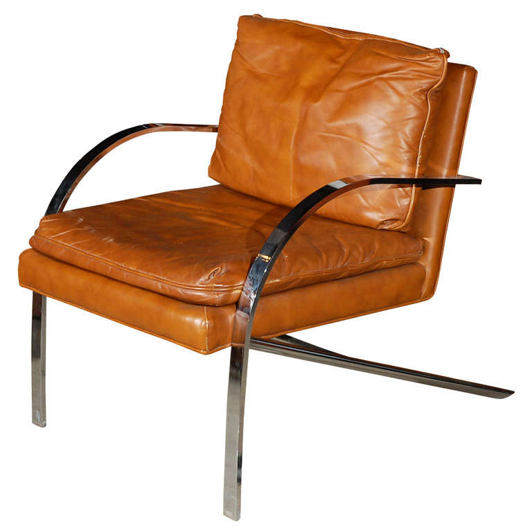 Lounge Chair in the style of Paul Tuttle 1