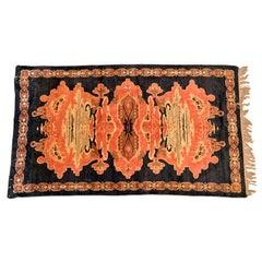 Dutch Art Nouveau Velvet