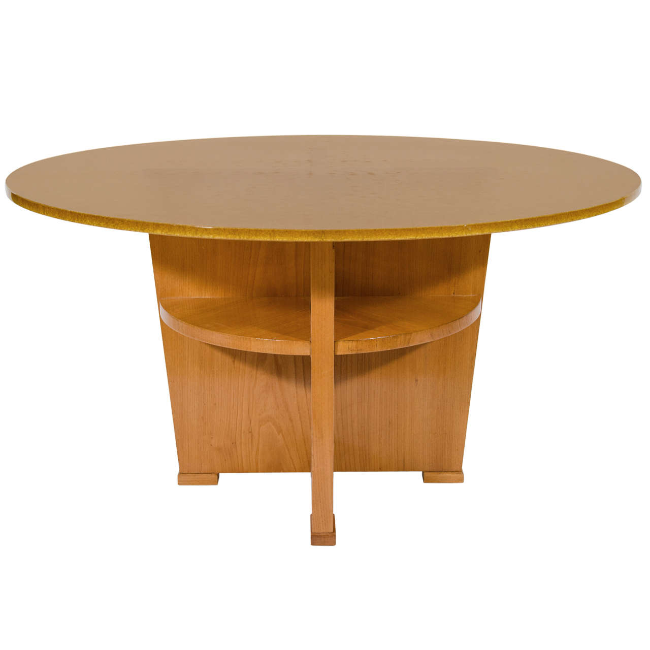 An Art Deco Coffee Table At 1stdibs