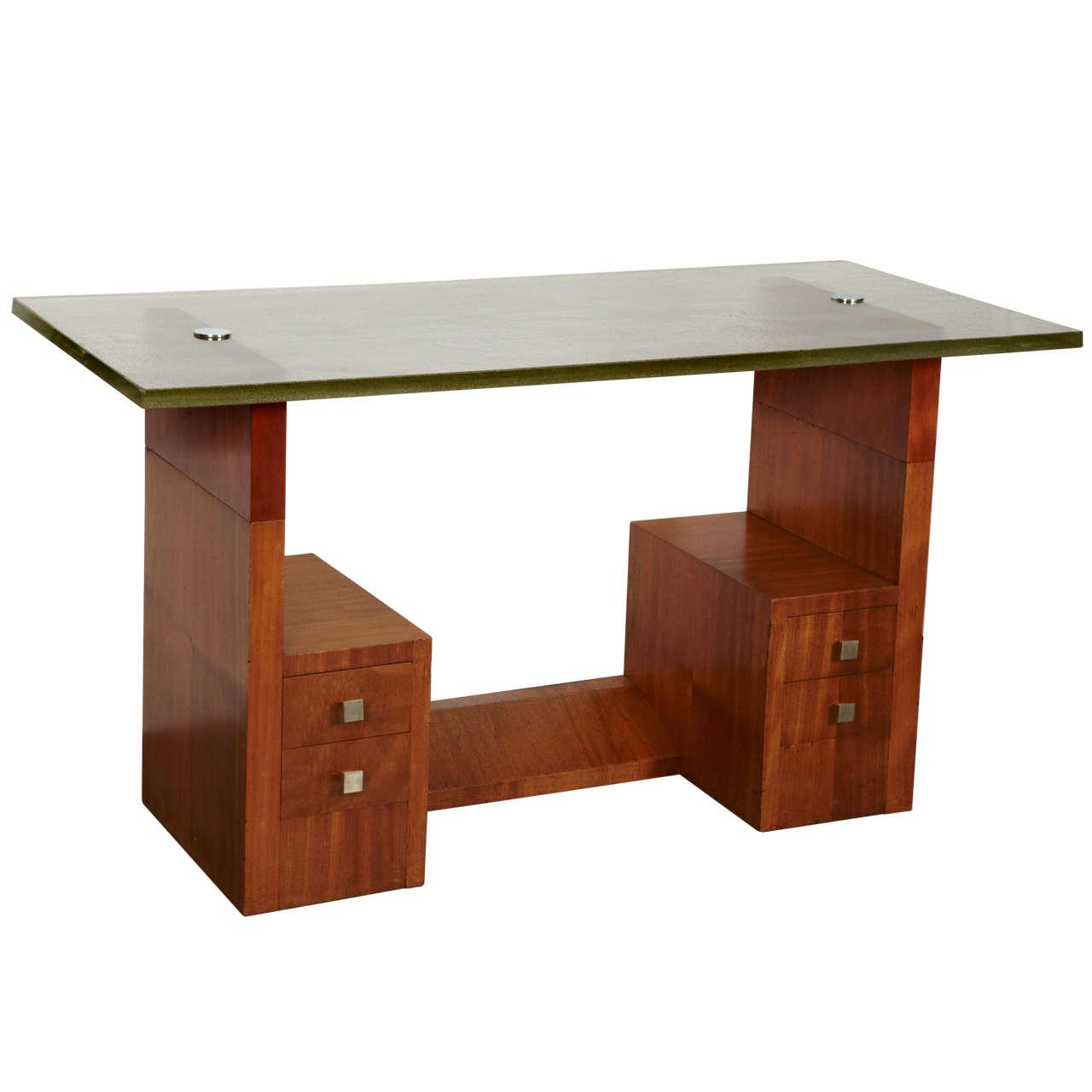 "Georges ""Djo"" Bourgeois, Desk"