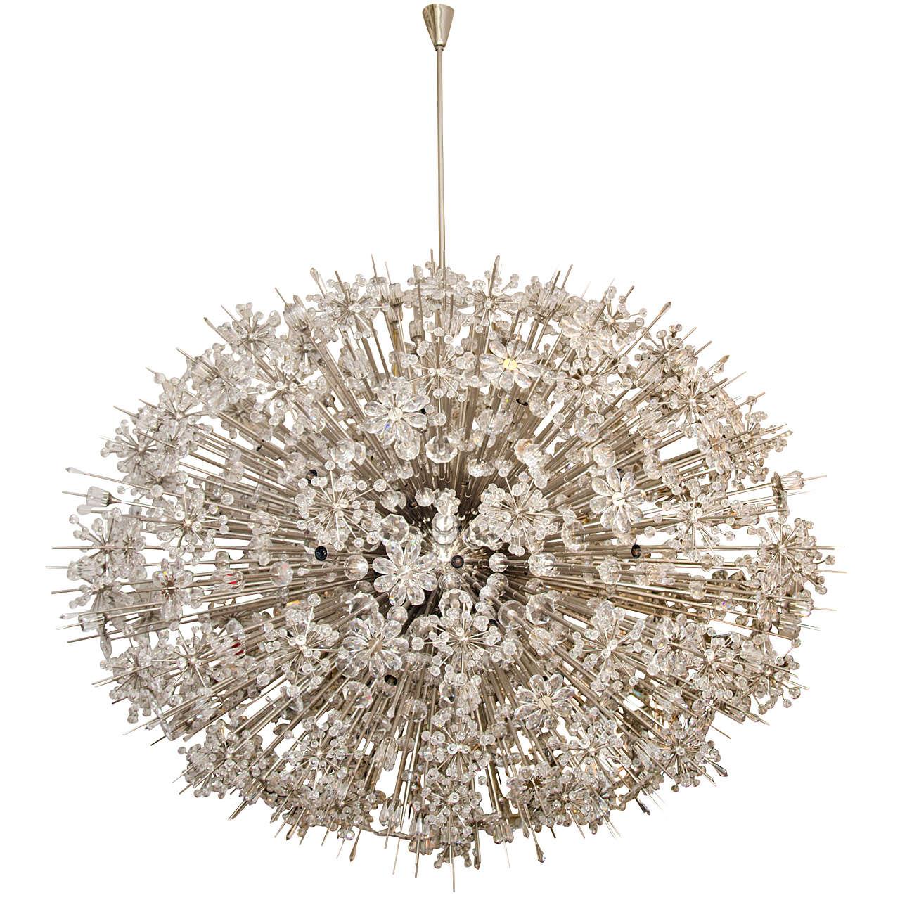 Monumental sputnik chandelier by lobmeyr at 1stdibs monumental sputnik chandelier by lobmeyr for sale aloadofball Image collections