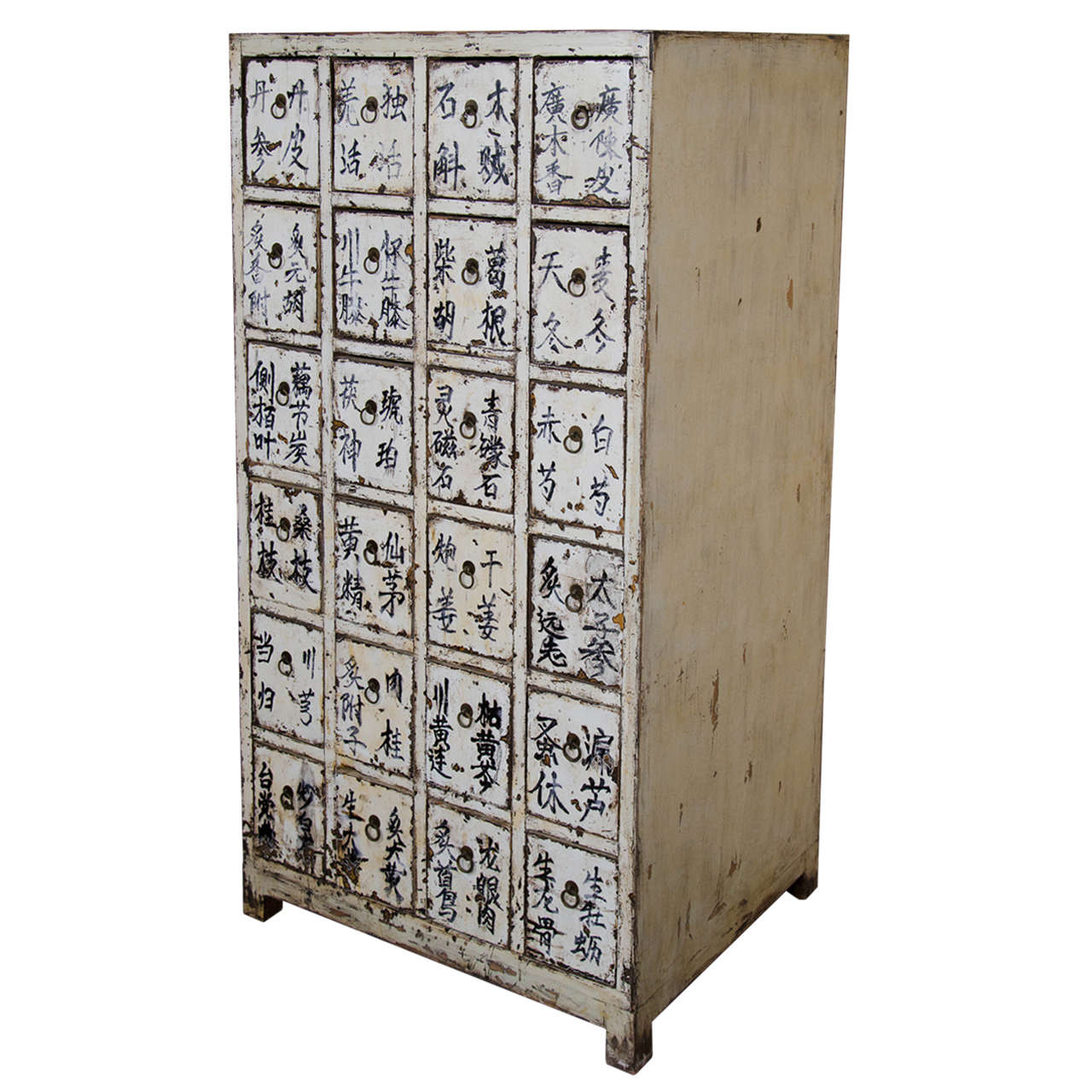 Antique Chinese Apothecary Cabinet 1