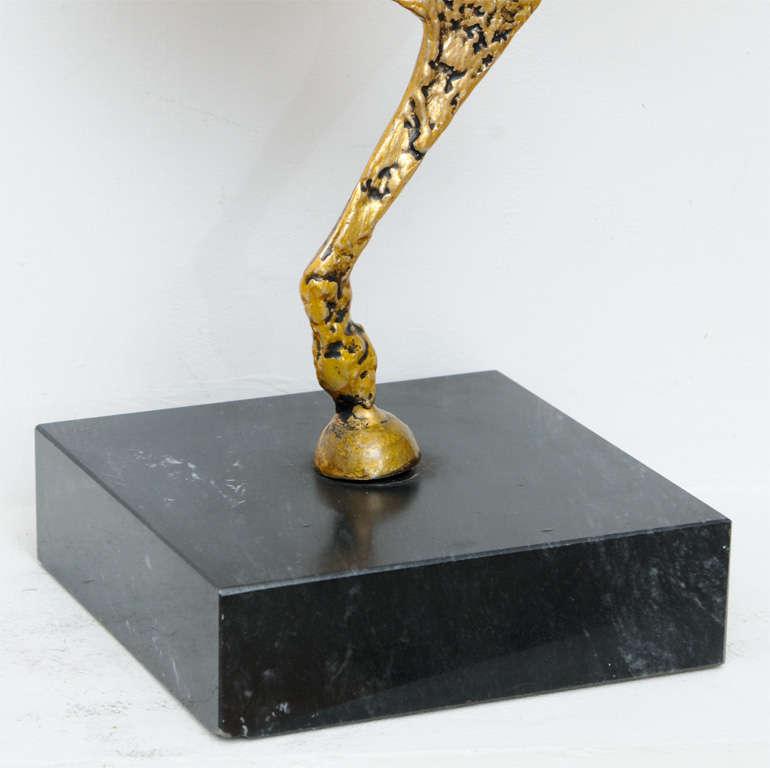 Mid Century Bronze Horse Sculpture image 5