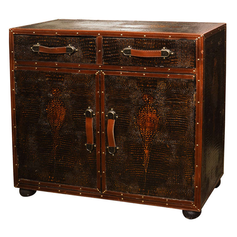 Vintage Skin Cupboard 1