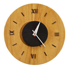 George Nelson Wall Clock