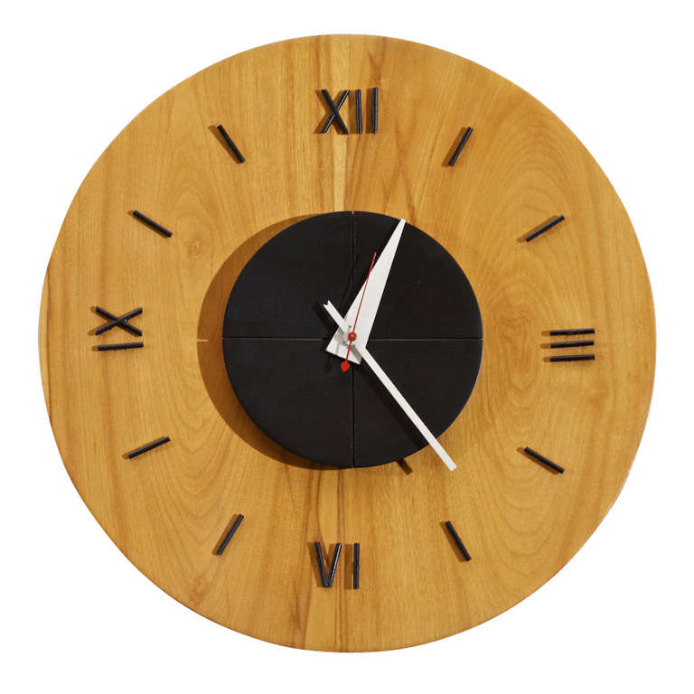 george nelson wall clock for sale at 1stdibs