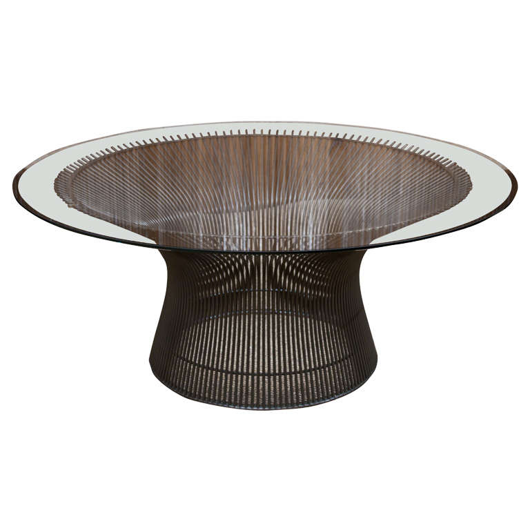 this warren platner coffee table is no longer available