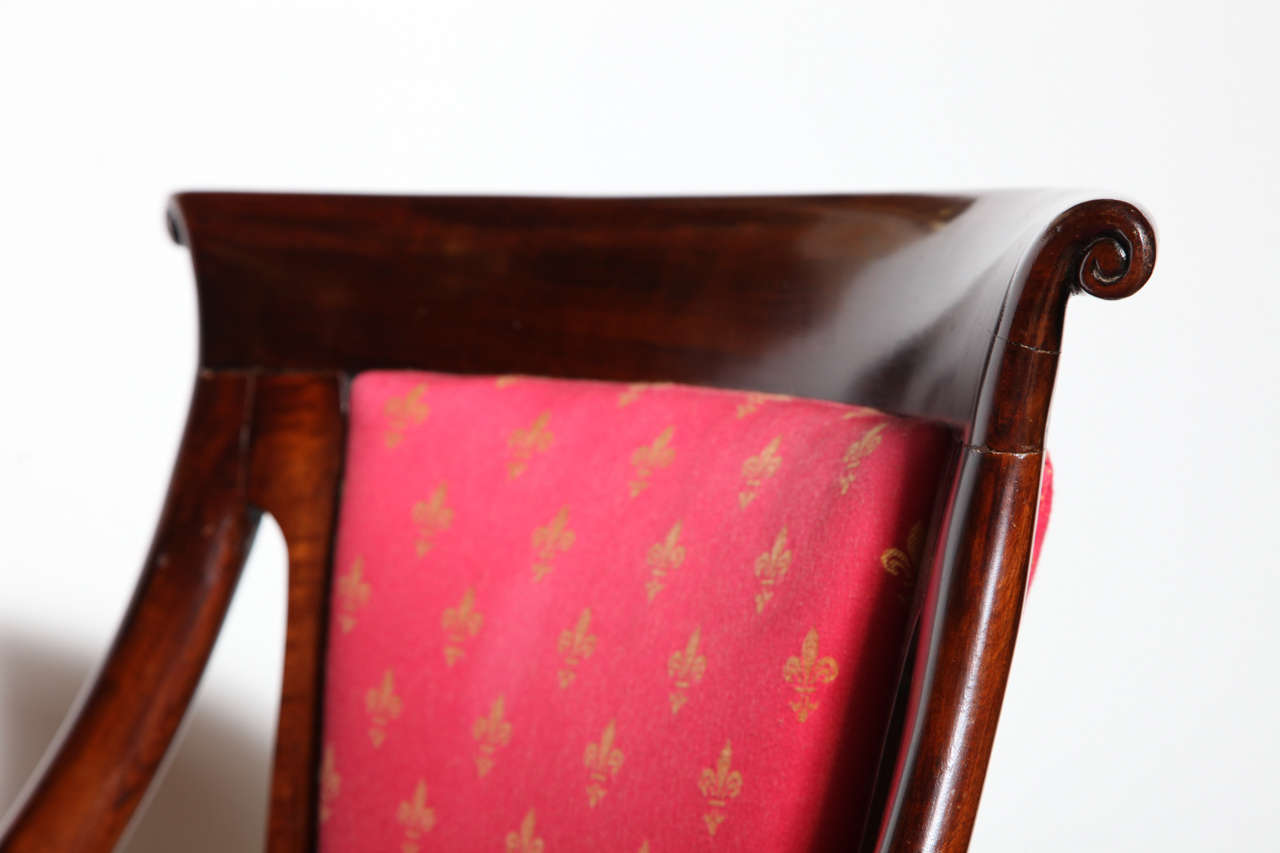 19th Century English Side Chair For Sale 4