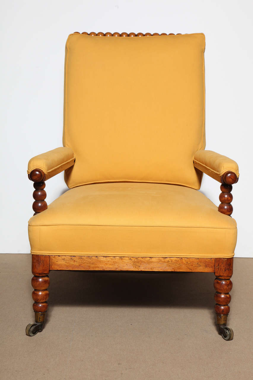 19th Century Irish Spool Chair at 1stdibs