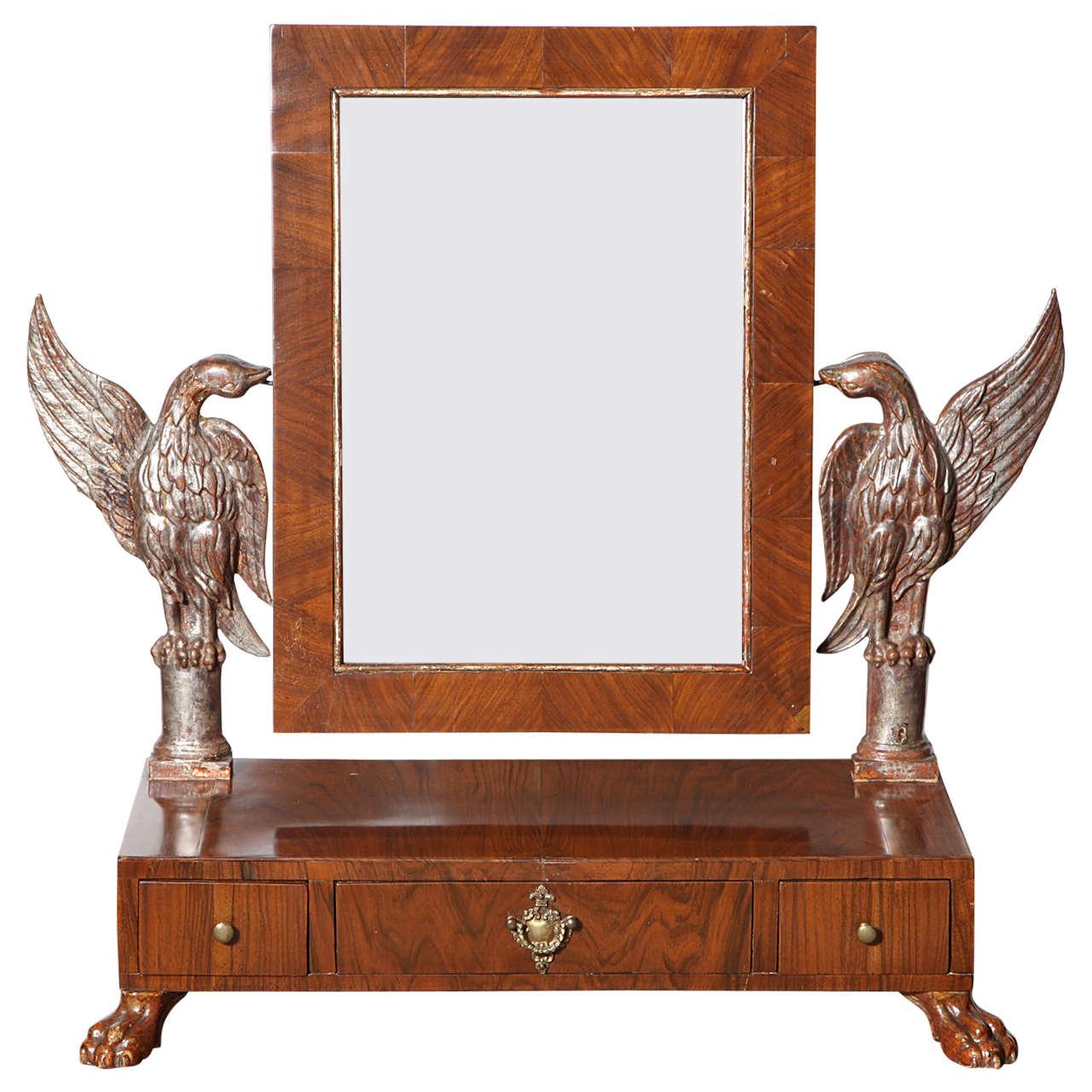 19th Century Italian Dressing Mirror