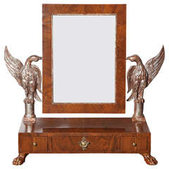 19th Century Italian Dressing Mirror