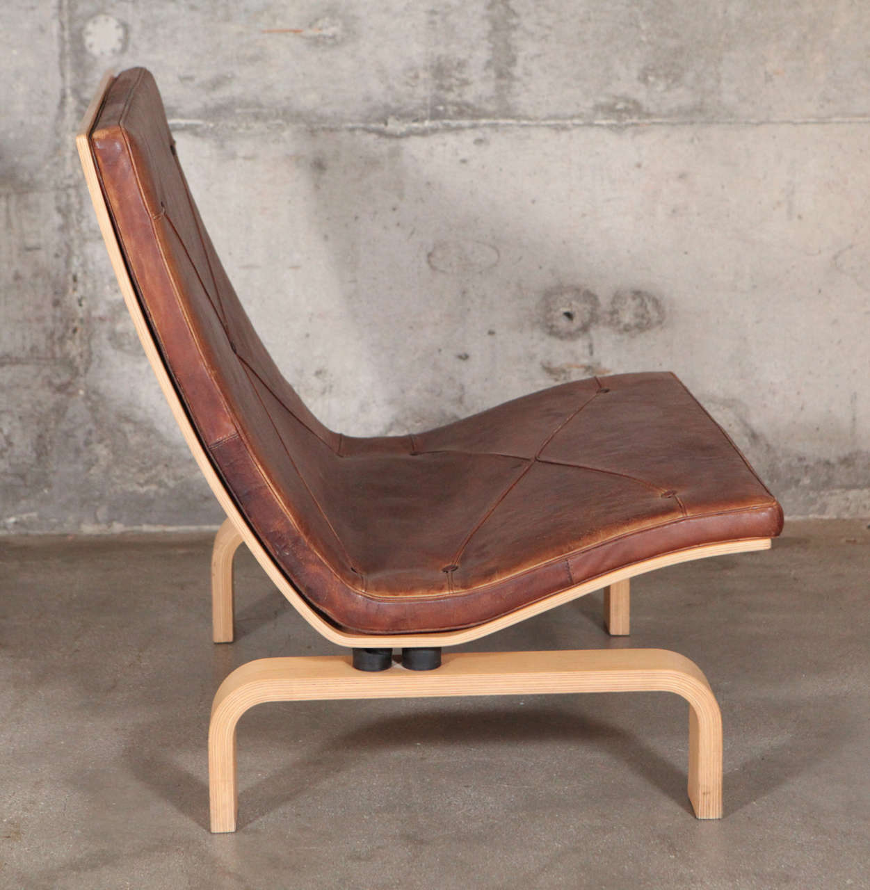 Leather Pair of Poul Kjærholm PK 27 Easy Chairs For Sale