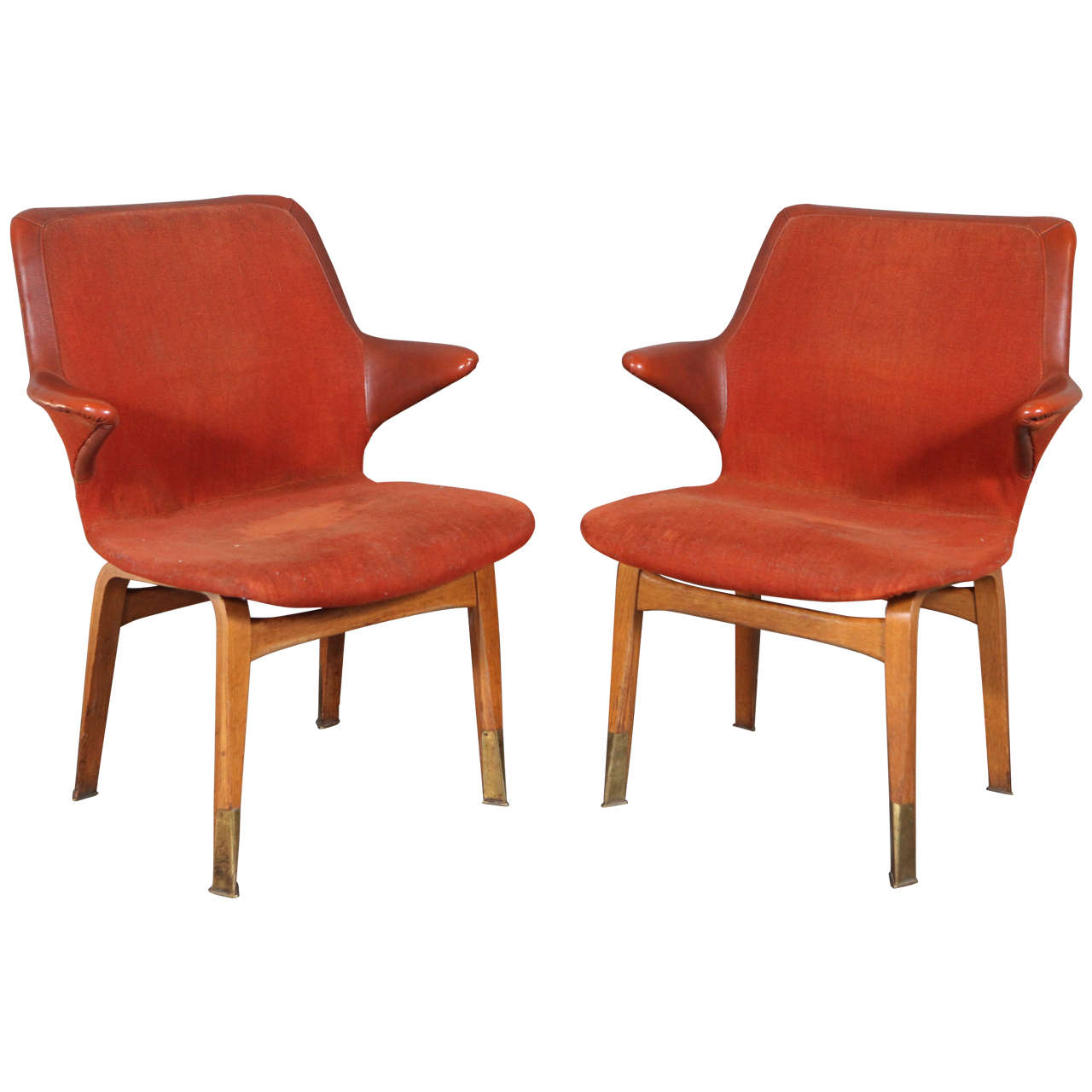 pair of ilmari tapiovaara 39 lulu 39 chairs for sale at 1stdibs. Black Bedroom Furniture Sets. Home Design Ideas
