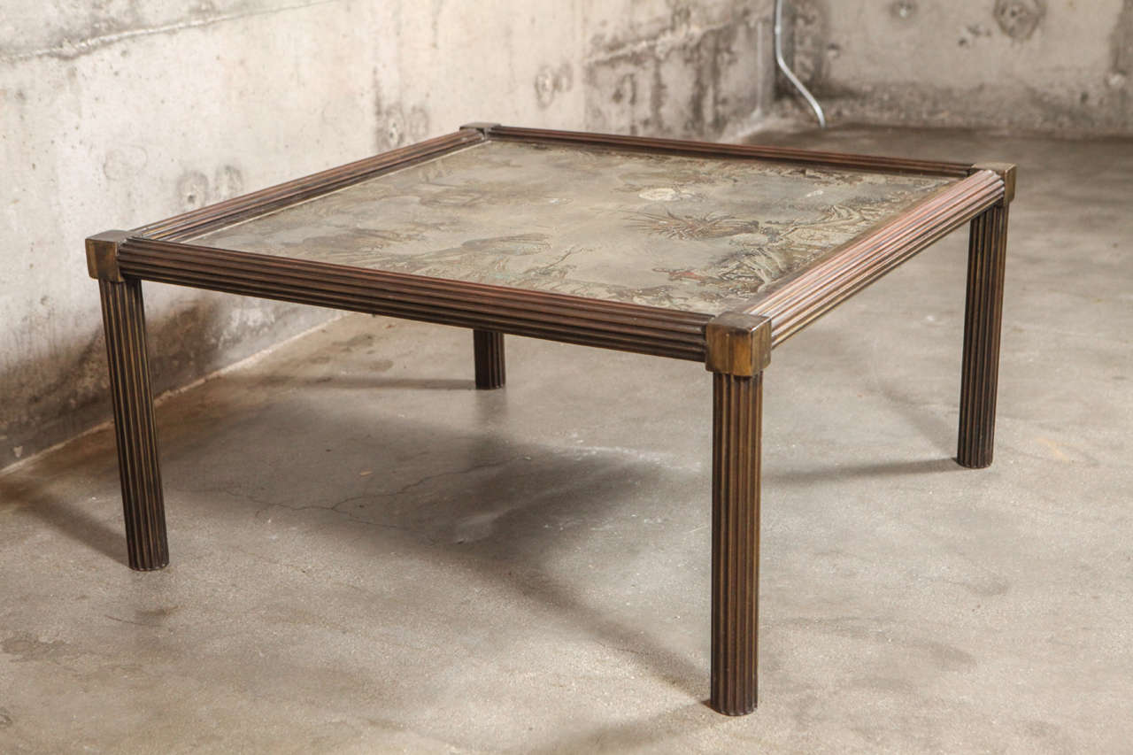 Philip and Kelvin LaVerne Table For Sale 1
