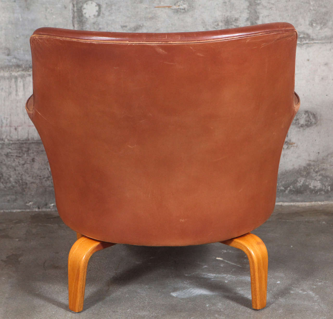 Pair of Arne Norell 'Pilot' Lounge Chairs 3