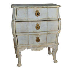 Scandinavian Baroque Commode
