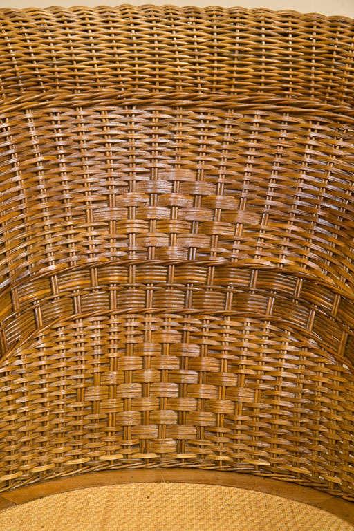 Victorian Wicker Chair 9