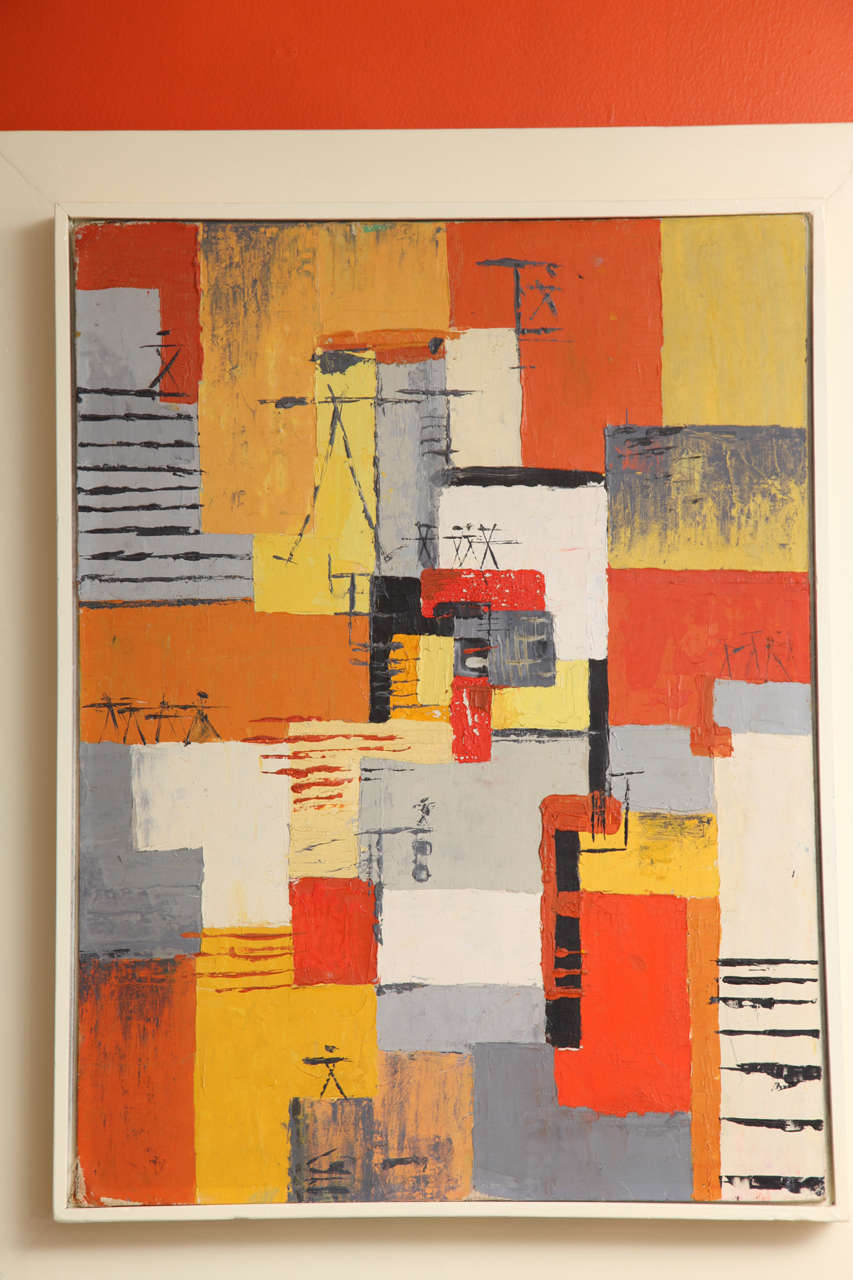 Painting, Modern, circa 1950 3