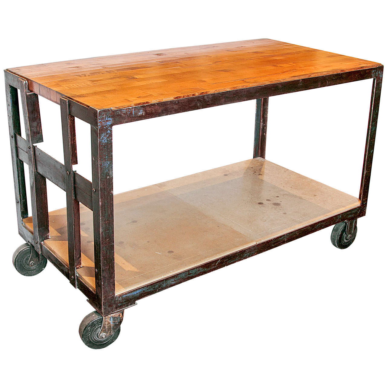 Vintage Shop Cart At 1stdibs