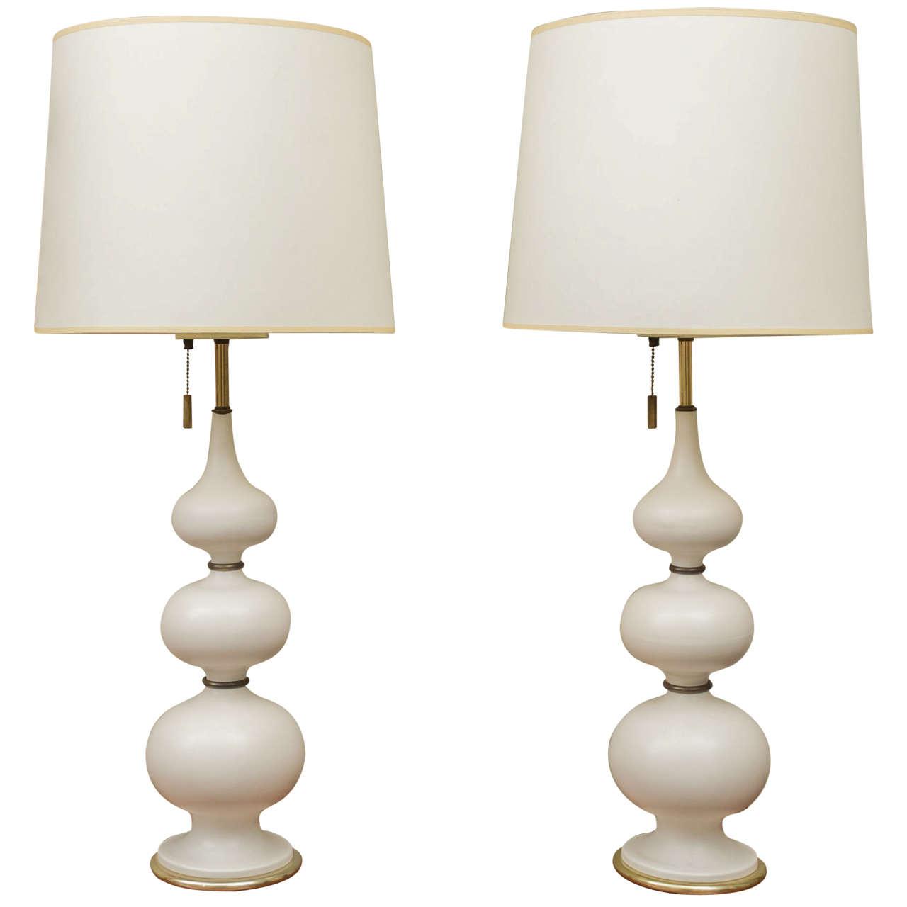 Gerald Thurston for Lightolier Lamps
