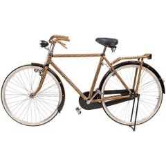 Continental Wicker Bicycle, circa 1960s