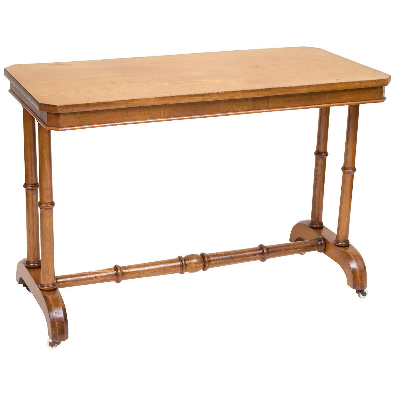 19th Century William IV Sofa or Writing Table