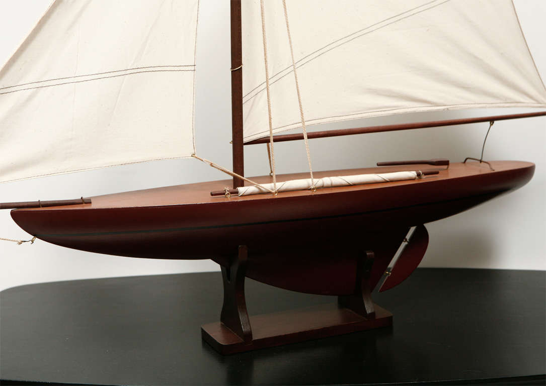 Sailboat Model image 2