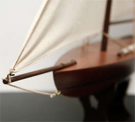 Sailboat Model thumbnail 9