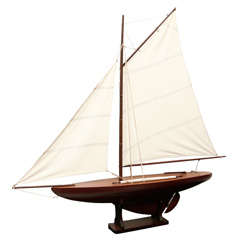 Sailboat Model thumbnail 1
