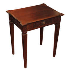 Louis XVI Small Occasional Table