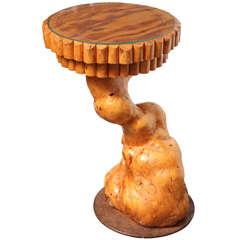 Molesworth Style Burl Root Table