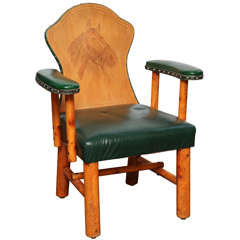 Molesworth Style Chair