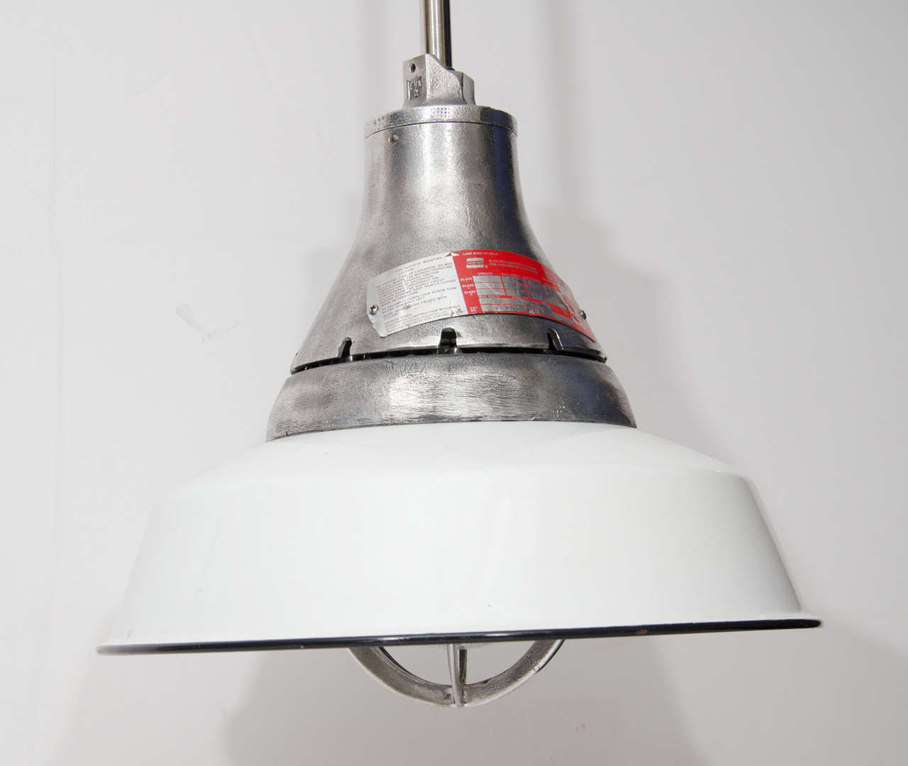 USA Crouse-Hinds Industrial Pendant Lights At 1stdibs