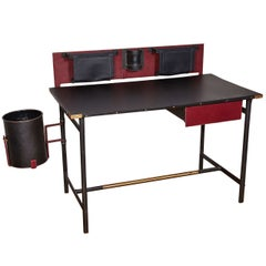 1950s Jacques Adnet Desk