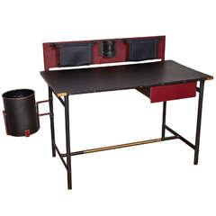 1950s Jacques Adnet Desk