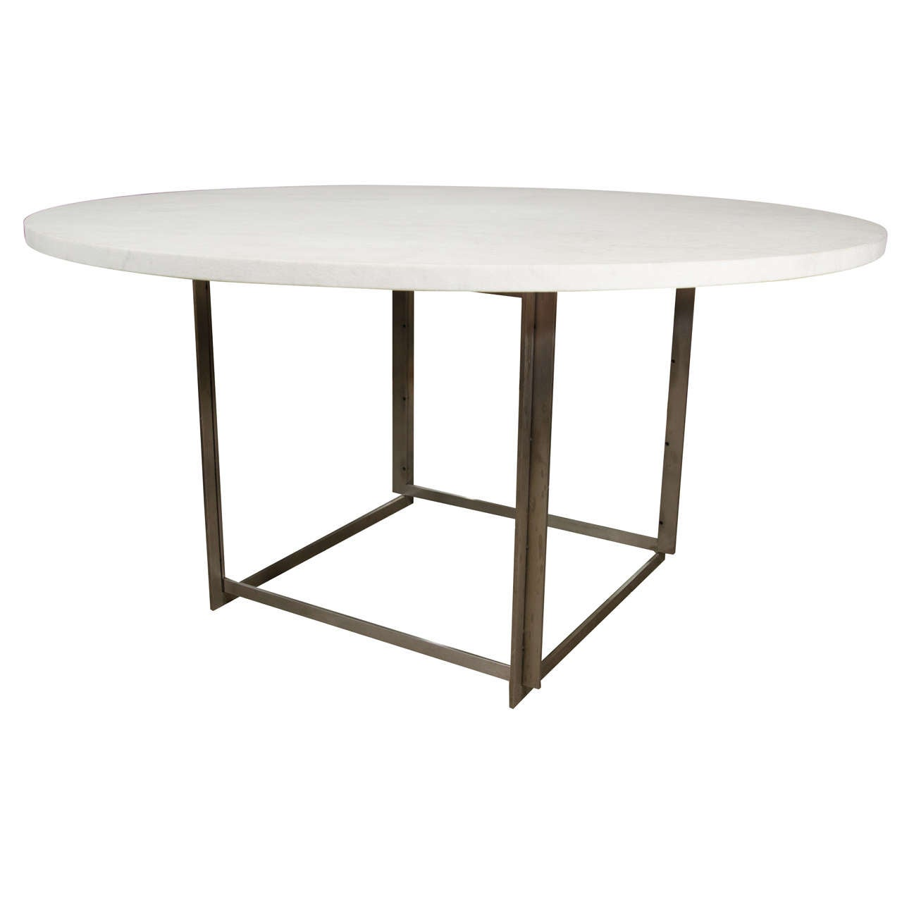 furniture poul kjaerholm pk54. Poul Kjaerholm PK 54 Marble Table, Denmark For Sale Furniture Pk54