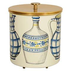 Piero Fornasetti Ice Bucket
