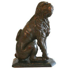 Italian Carved Lion