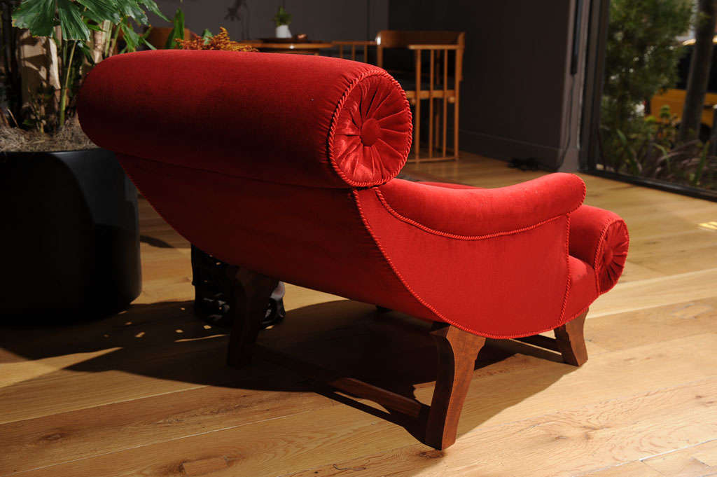 Adolf loos chaise lounge at 1stdibs for Bernard chaise lounge