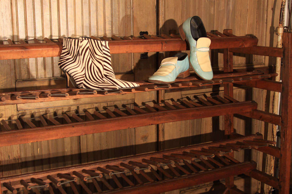 Old Country Store Shoe Rack image 7