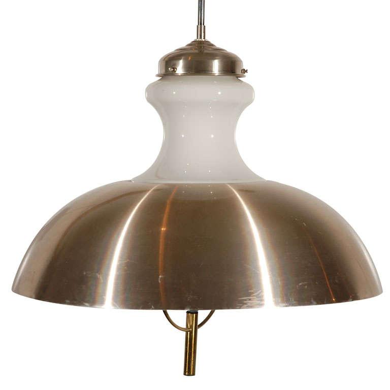 Danish Pendant Light At 1stdibs