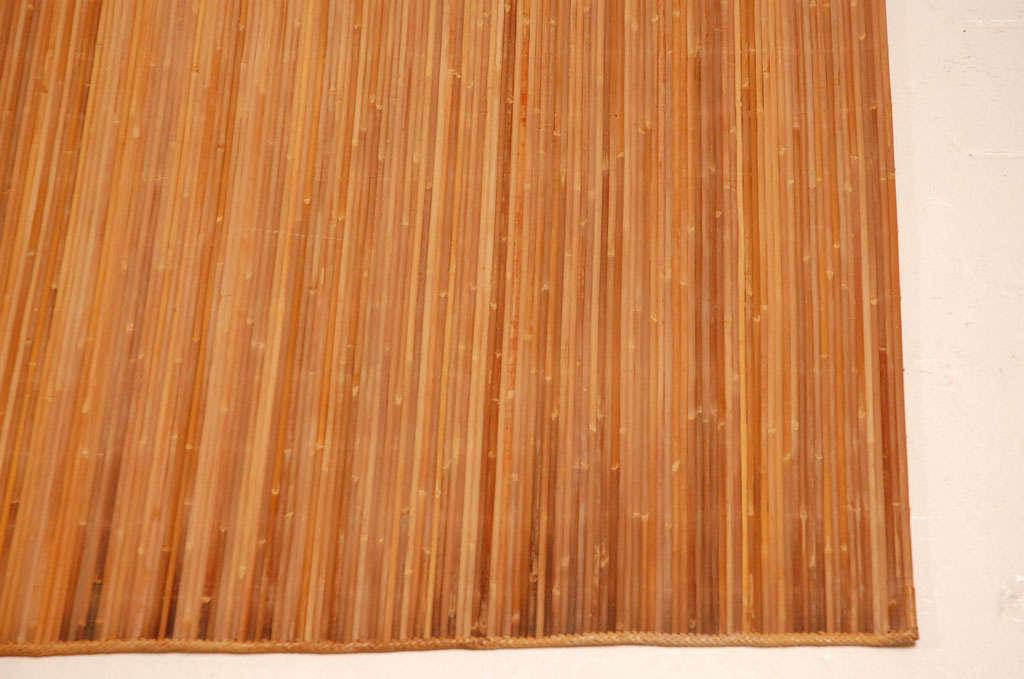 Japanese Wood Floor Mat At 1stdibs