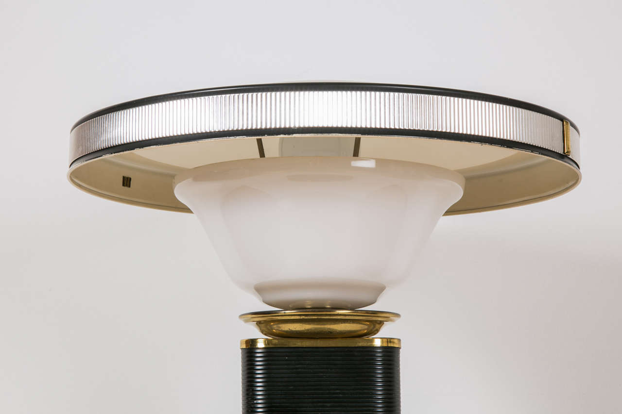 20th Century 1945-1950s Table Lamp 'Sirène-Eileen Gray' by Jumo