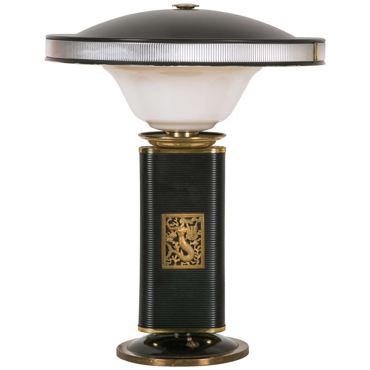 1945 1950s Table Lamp Sir 232 Ne Eileen Gray By Jumo At 1stdibs