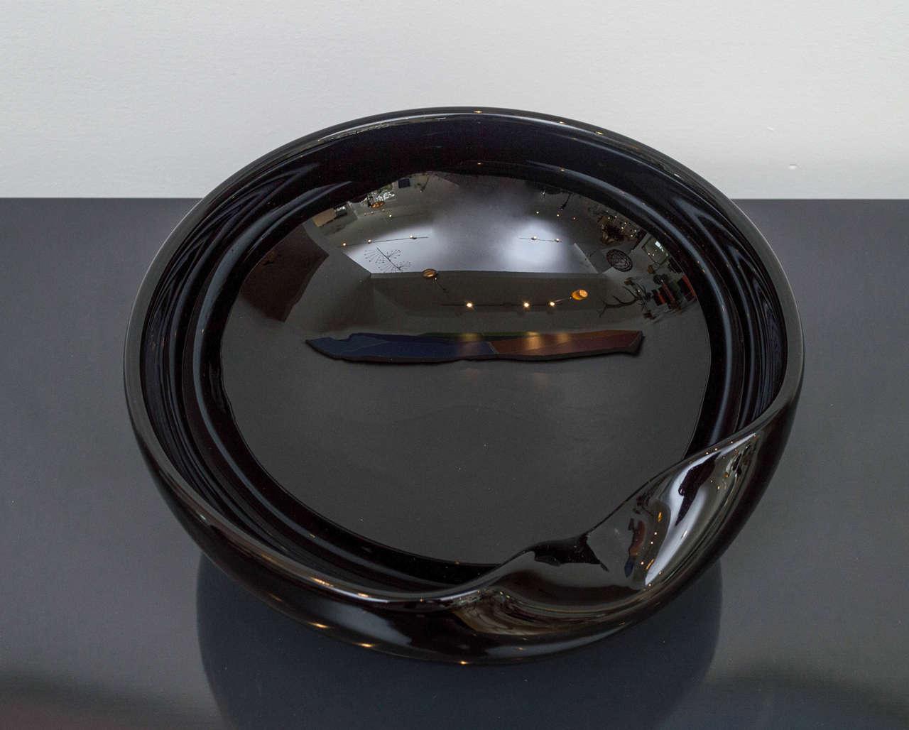 Large Elsa Peretti Thumbprint Bowl For Tiffany And Co At