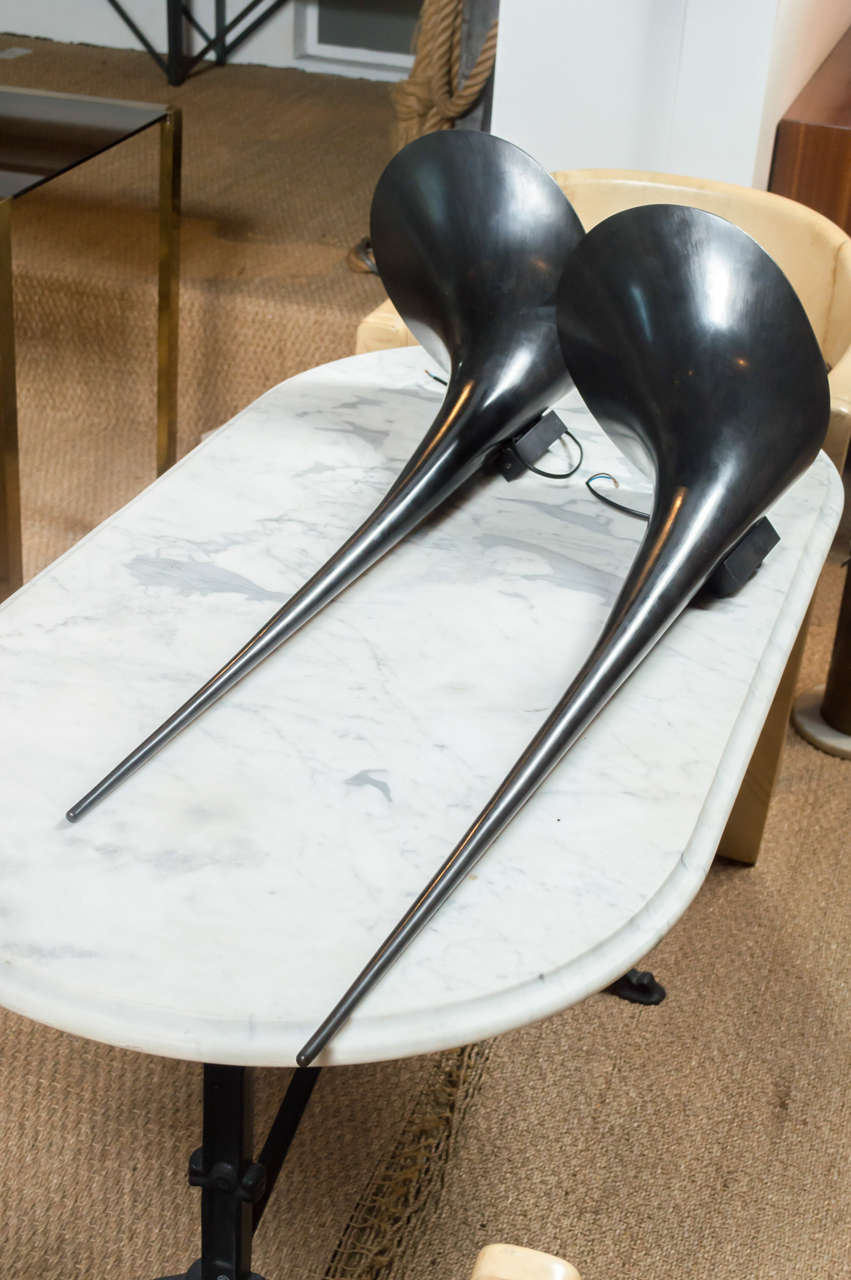 Pair Of Ralph Pucci Sconces At 1stdibs