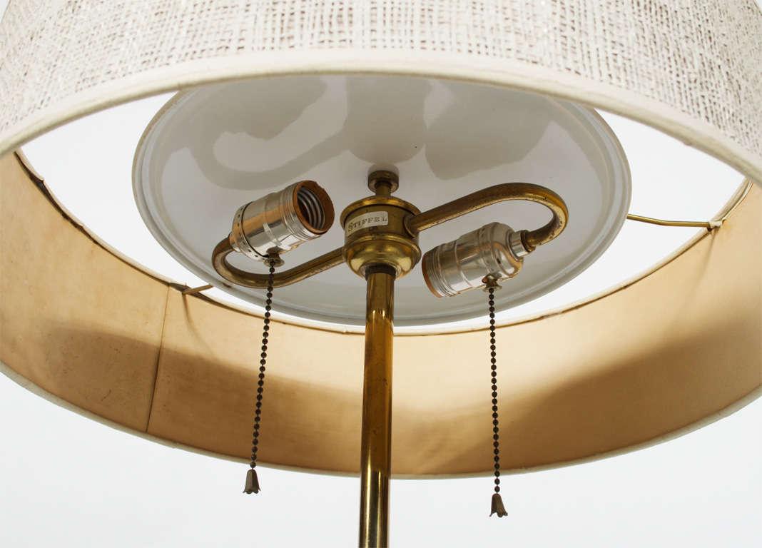 Stiffel Floor Lamp Model 491 At 1stdibs